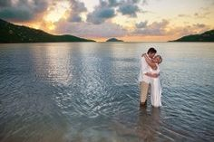 Destination wedding on ST Thomas  Let the romance fill your heart.