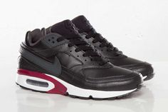 reputable site 06ea3 78b07 Nike Air Classic BW Black Anthracite-Team Red-Atomic Red