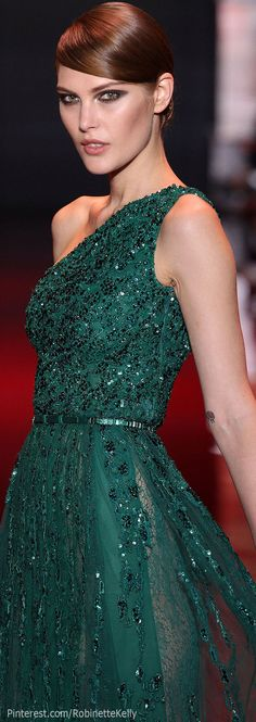 Elie Saab Haute Couture   F/W 2013 I know your not looking for this but wow pretty!
