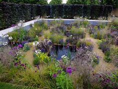 Teddington Gardener Review of the Year – July 2014 – Petersham Nurseries, Luton Hoo, Wrest Park, Hampton Court Flower Show, RHS Wisley, Mayfield Lavender and Great Dixter. Blooming Marvellous! | The Teddington Gardener