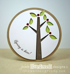 spring-is-here card - Rockwell designs