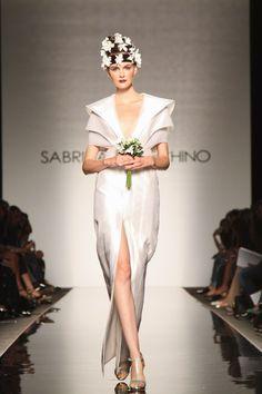 Fashionista Smile: AltaRoma: Sabrina Persechino Collezione Matrice AI 2014-2015