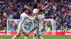 Asensio, Marcelo, and Ramos