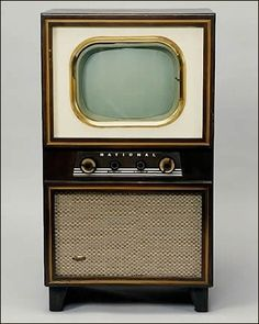 My parents were proud to own a TV like this!