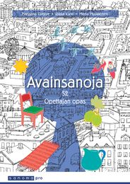 Avainsanoja S2 Opettajan opas Social Security, Personalized Items, Cards, Maps, Playing Cards