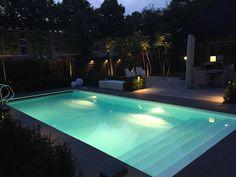 Zwembad en Tuinverlichting