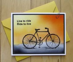 michelle zindorf brayered cards | Live to Ride- Casing Zindorf by stiz2003 - Cards and Paper Crafts at ...