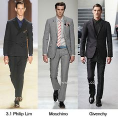 Latest Fashion Trends Men