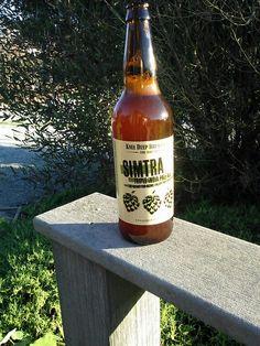 Knee Deep Brewing Simtra Triple IPA 11.25% abv