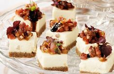 700 x 457 Great Recipes, Favorite Recipes, Food For A Crowd, I Love Food, Deli, Tapas, Cheesecake, Food And Drink, Foodies