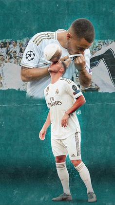 Eden Hazard, Hazard Real Madrid, Real Madrid Manchester United, Barcelona Soccer, Fc Barcelona, Real Madrid Wallpapers, Equipe Real Madrid, Gareth Bale, Messi Soccer