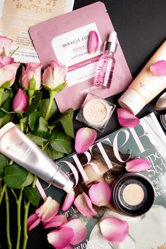 8 FAVOURITES TO MAKE YOU GLOW // @ Barely There Beauty blog