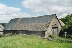 Aubrac grange à Finieyrols