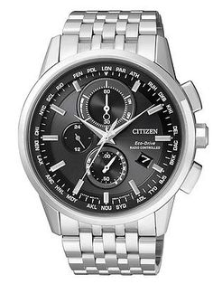 #Citizen elegant chronograph solar radio controlled #at8110-61e #analogue,  View more on the LINK: 	http://www.zeppy.io/product/gb/2/131728161109/