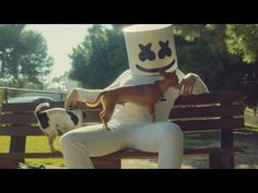 (14) Marshmello - Ritual (feat. Wrabel) [Official Music Video] - HIT MUSIC.DJ PARADE.