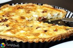 Tarta ze szpinakiem, fetą, pieczarkami i pomidorami suszonymi http://fantazjesmaku.weebly.com/tarta-ze-szpinakiem-fet261-pieczarkami-i-pomidorami-suszonymi.html