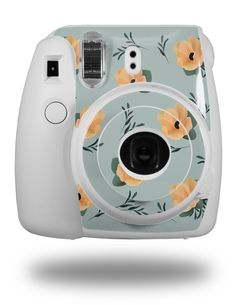 WraptorSkinz Skin Decal Wrap for Fujifilm Instax Mini 8 Camera Electrify Green CAMERA NOT INCLUDED