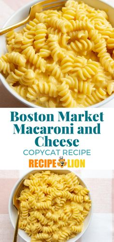 Copycat Boston Market Macaroni and Cheese Recipe Boston Market Macaroni And Cheese Recipe, Macaroni Cheese, Easy Pasta Recipes, Best Dinner Recipes, Ground Beef Recipes, Cheese Recipes, Copycat Recipes, Family Meals, Food And Drink
