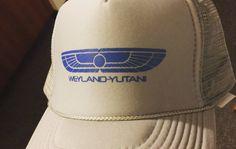 Weyland-Yutani ball caps handed out at Alien: Covenant preview event! Alien Covenant, The Covenant, Predator 1, Alien Vs, Baseball Hats, Ball Caps, Fashion, Moda, Baseball Caps