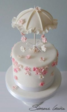 Christening/baby shower cake