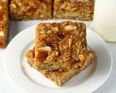 Caramel Apple Breakfast Bars | Litehouse Foods