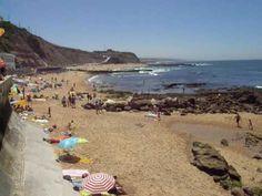 ▶ Praia do Sul, Ericeira. Portugal (julio 2009) - YouTube