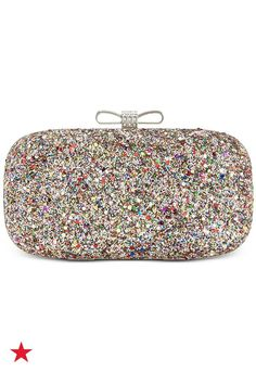 A versatile evening clutch will take you through prom night and beyond—graduation parties, weddings, and even a glam night out on the town! Visit Macy's for the perfect, shimmering evening bag like this one by INC International Concepts® and more!