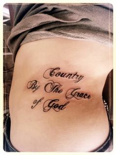 Country Lyric Tattoos, Song Lyric Tattoos, Country Girl Tattoos, Music Tattoos, Body Art Tattoos, Sleeve Tattoos, Tattoo Quotes, Tatoos, Skull Tattoos