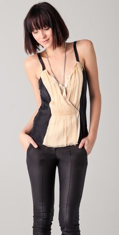 Burning Torch  Waiting Hours Camisole  Style #:TORCH40040
