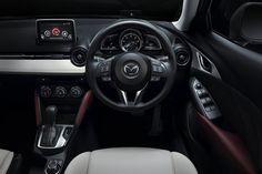 Leuke nieuwe crossover uit Japan: Mazda CX-3