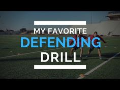 1v1 DEFENDING Drills | How To DEFEND IN SOCCER - YouTube