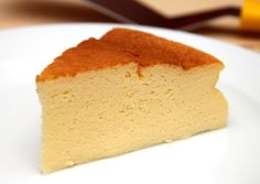 Habkönnyű japán sajttorta
