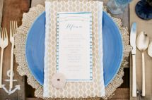 New England Nautical meets West Coast Whimsical Inspiration   Photos - Style Me Pretty
