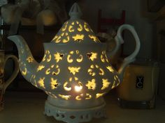 tea light #tea