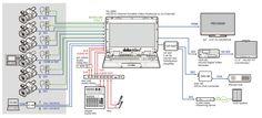 HS-2800 HD/SD-SDI対応8/12入力ハンドキャリースタジオ