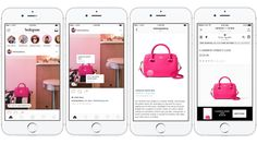 Instagram is rolling out a shopping feature similar to that which is already available on Pinterest.