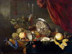 Jan Davidsz. de Heem, Stillleben  (Still life)