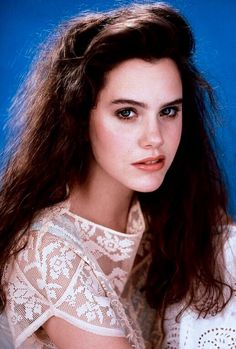Ione Skye. (Yeah, I'm adding girls to the list.)