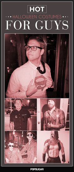 Pin for Later: 29 Sexy Halloween Costumes For Men