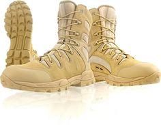 Wellco Mens 8 Inch Desert Sniper Tactical Boots # T121