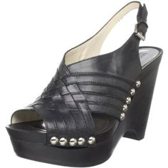 Michael Kors HARLOW ~ My absolute 'go-to' shoes... wear them ALL the time <3
