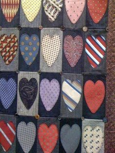 Do you have old ties and do not know what to do with them? See below amazing ideas to reuse them !