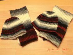 Schal und Mütze - Galerie -