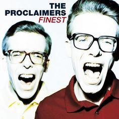 """Official video forThe Proclaimers - """"I'm Gonna Be Miles)"""" from the album 'Sunshine on Leith' Lyrics When I wake up, well, I know I'm gonna be I'm gonna . Sunshine On Leith, The Proclaimers, Counting Crows, The Band Perry, Party Songs, Free Songs, 500 Miles, Yours Lyrics, Cd Album"""