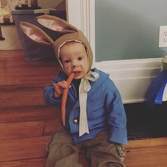 Peter Rabbit!   by She Knows All the Moves