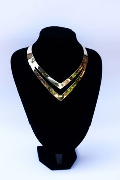 Gold Statement Choker | Atarah Jewel Online Store South African Shop, Chokers, Gold Necklace, Shops, Jewels, Random, Shopping, Fashion, Moda
