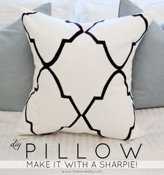 While decorating our  guest bedroom  and searching for fun accent pillows, I began to realize that every pillow I loved was way out of m...