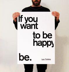 Big Screen-Print Poster