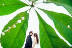 creative wedding picture