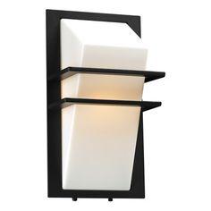 PLC Lighting Juventus 1 Light Outdoor Wall Sconce | AllModern